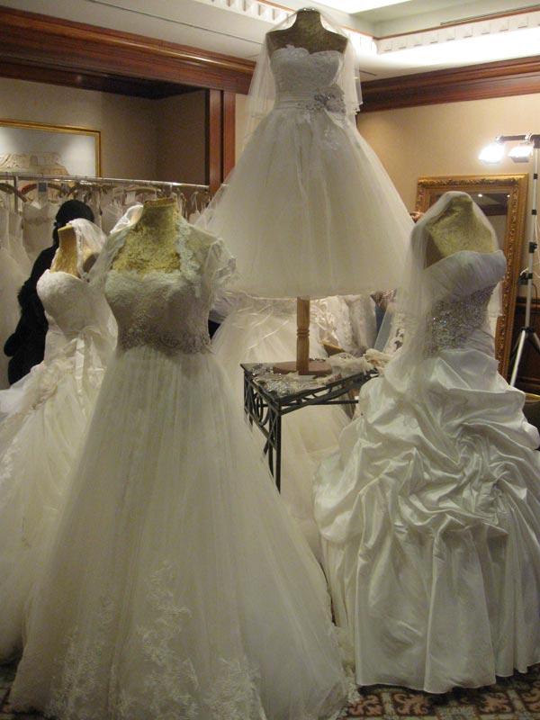 Salon vencanica Carolija na sajmu vencanja Hyatt 2012