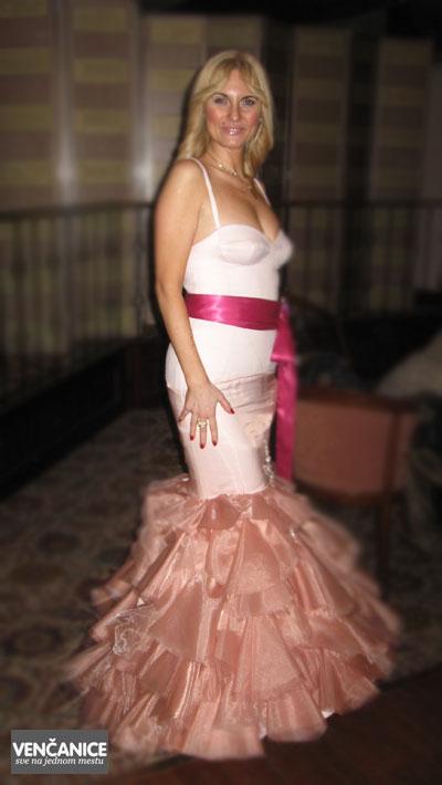 Zorica Karanovic u vencanici