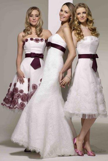 ljubičaste venčanice