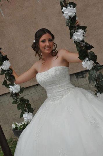 Marijana u venčanici