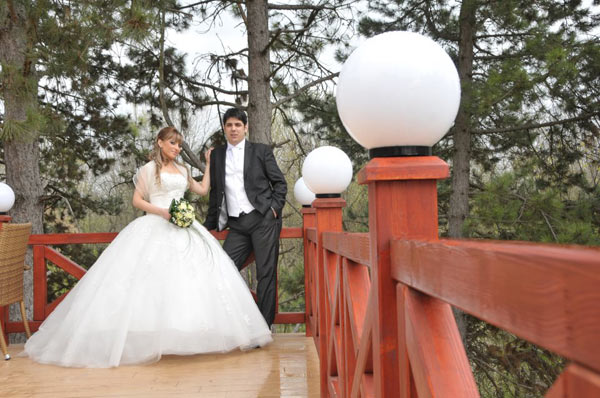Jovana u venčanici