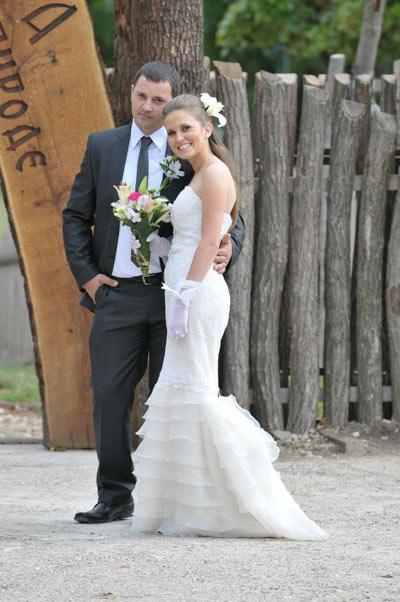 Milica u venčanici