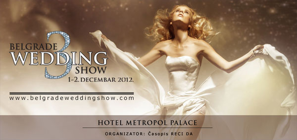 Belgrade wedding show 3