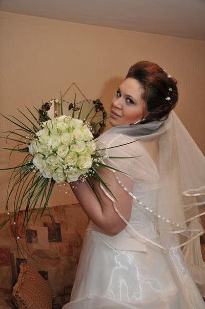Marija u venčanici