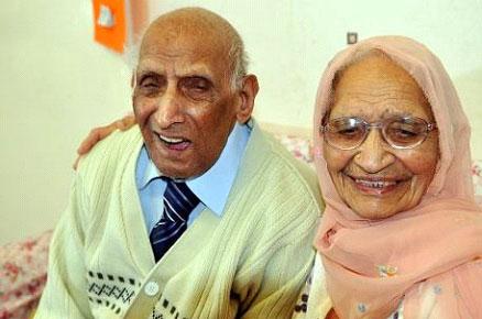 Najstariji bracni par na svetu